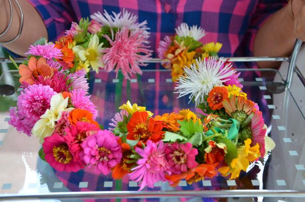 Blumenkranz freie trauung