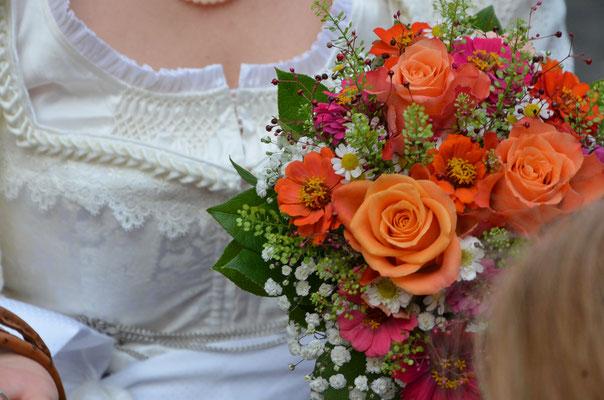 Braut Freie Trauung