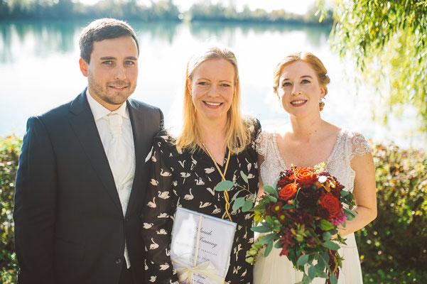 Freie Hochzeitszeremonie München See