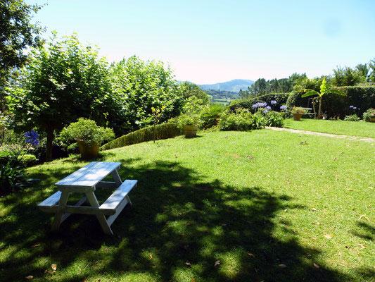 Location de vacances avec jardin