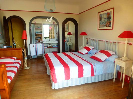 Chambres d'hôtes 4 personnes Pays Basque