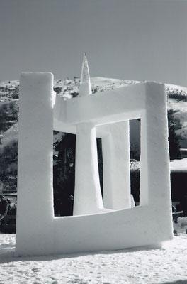 """""""Temple cosmique"""" Valloire 2008 Invité d'honneur"""