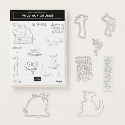 Produktpaket Wild auf Grüsse