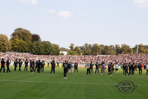 SSV Ulm vs. Eintracht Frankfurt
