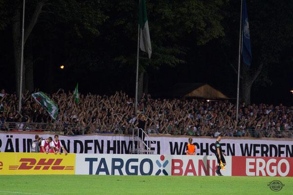 FC Schweinfurt 05 vs. FC Schalke 04
