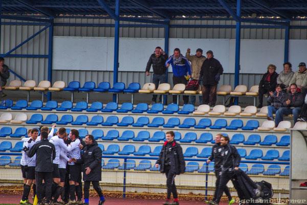 Reichenbacher FC vs. SG Taucha 99 Stadion am Wasserturm Sachsenliga