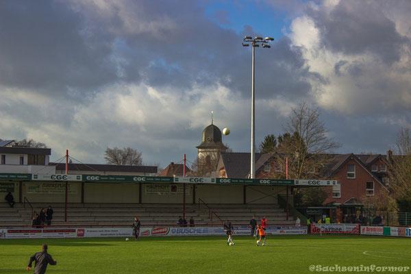 SC Verl vs. FC Schalke 04 II - Stadion an der Poststrasse