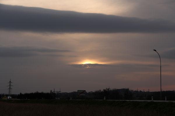 """""""Sonnen-UFO"""", 26.3.2020"""