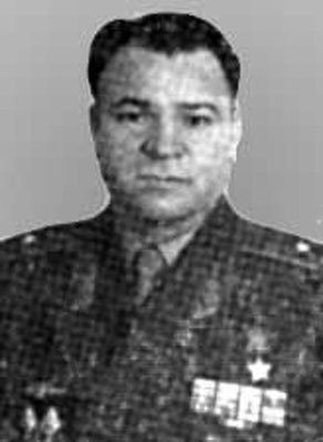 Герой советского Союза В.Ф. Хохлачёв