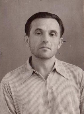 Круглов Евгений Иванович. 1956 год. Сосновка
