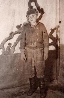 1946 год. Круглов Евгений Иванович
