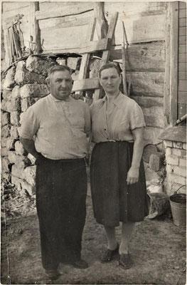Зябловы Михаил и Пелагея