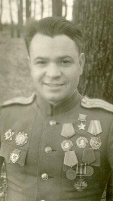В.Ф. Хохлачёв. 19 января 1945 г.