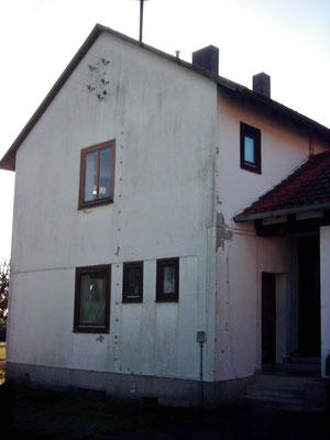 Lehrerwohnhaus am DGH vorher 2