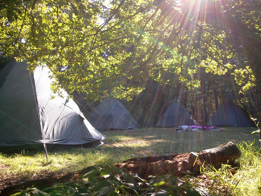 Z5 Abenteurer-Camp