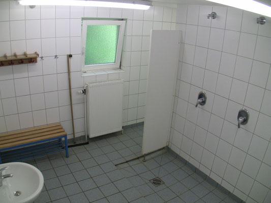 Z1 Duschraum