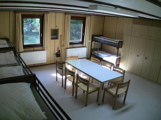 FH Innenausstattung Hütte