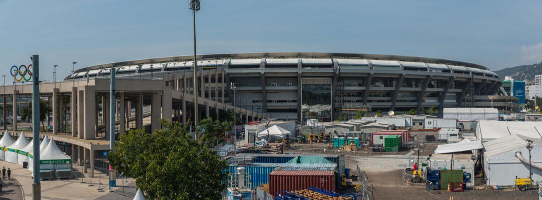 Maracana das grösste Stadion der Welt