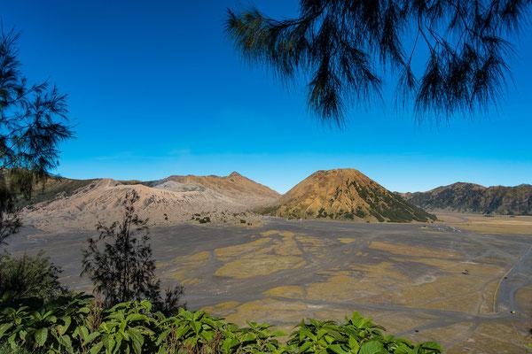 Ausblick auf das Tengger Plateau