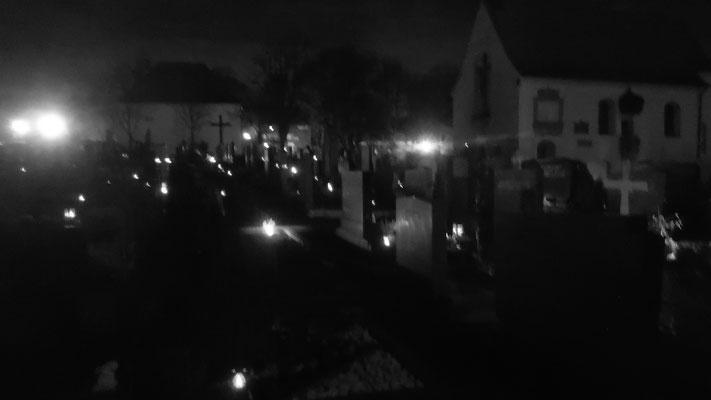 Friedhof Spalt