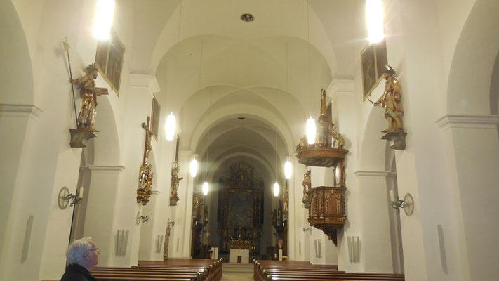 St. Emmerams-Kirche Spalt