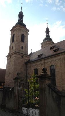 St. Nikolaus in Spalt