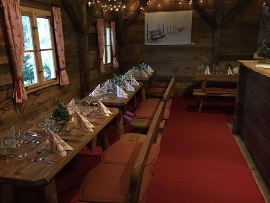 Das Schwarzwald Chalet - Perfekt um in Weihnachtsstimmung zu kommen