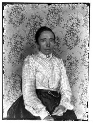 Ehefrau Anna Maria Mayer (geb. Herberg, aus Albig)