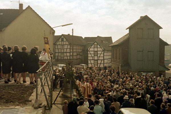 Glockenweihe 1967