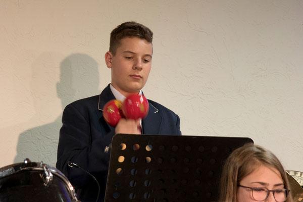 Jugendwart - Tobias Schruff