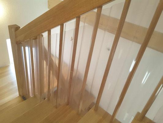 Sicherung Treppe Katze Safety