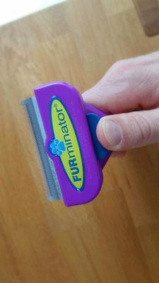 FURminator Haarauswurf