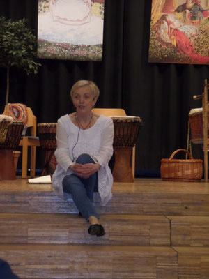 Märchenerzählerin Eva Möller