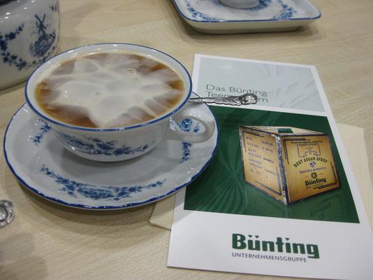 Teeverköstigung