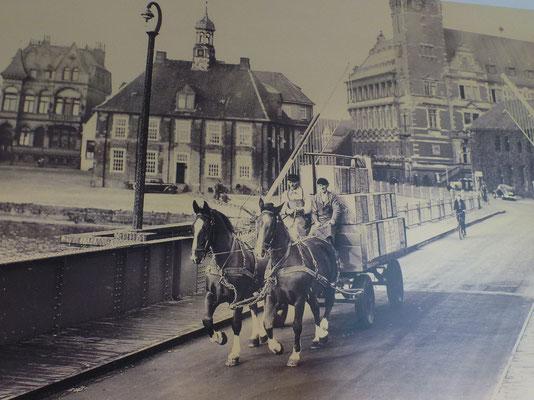 Transport um 1900