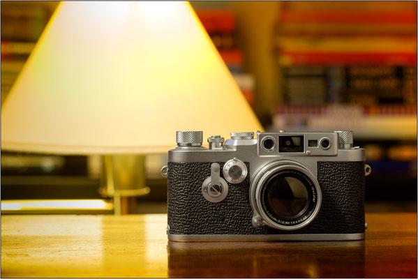 Leica III g - © Massimo Vespignani