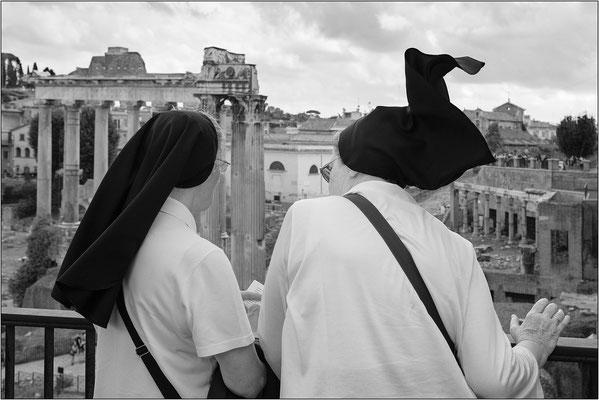 Roma: Fori Imperiali - © Massimo Vespignani