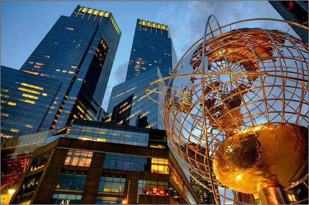 New York City: Columbus Circle - © Massimo Vespignani