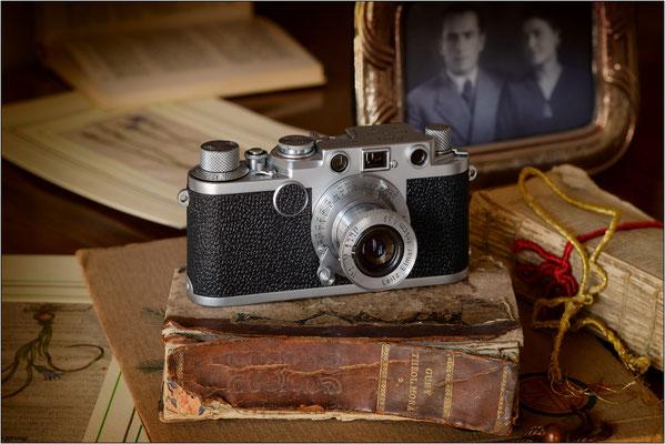 Leica II f - © Massimo Vespignani