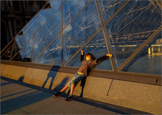 Pyramide du Louvre - © Massimo Vespignani