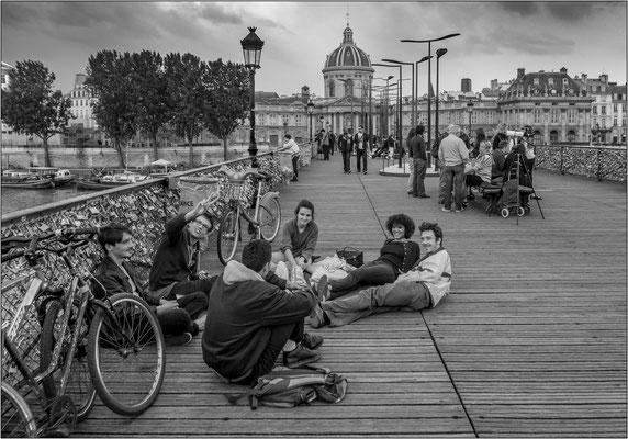Pont des Arts - © Massimo Vespignani