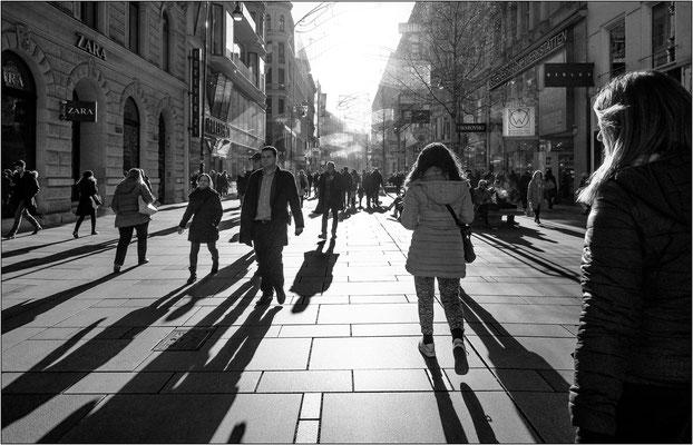 Vienna: Graben - © Massimo Vespignani
