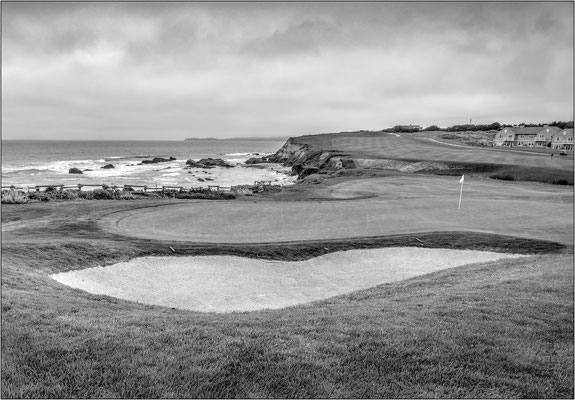 Half Moon Bay (California): resort e campi da golf in riva all'Oceano Pacifico - © Massimo Vespignani