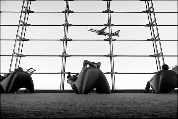 Aéroport Charles de Gaulle - © Massimo Vespignani
