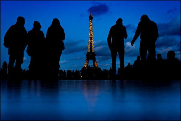 Place du Trocadéro - © Massimo Vespignani