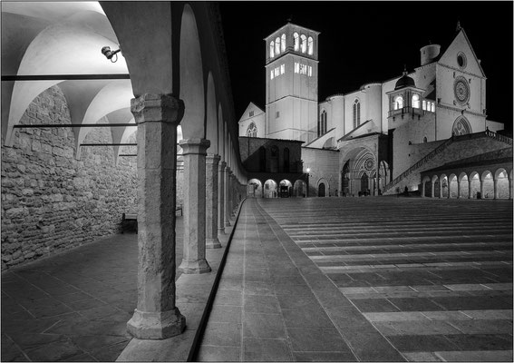 Assisi - © Massimo Vespignani