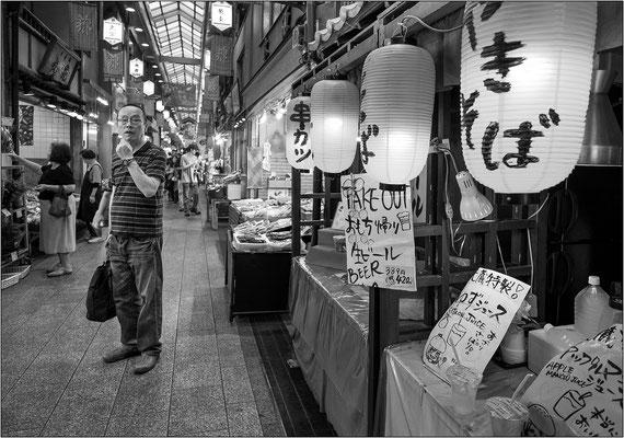 Nishiki Market - © Massimo Vespignani