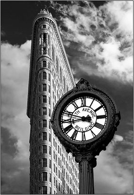 New York City: Flatiron Building - © Massimo Vespignani