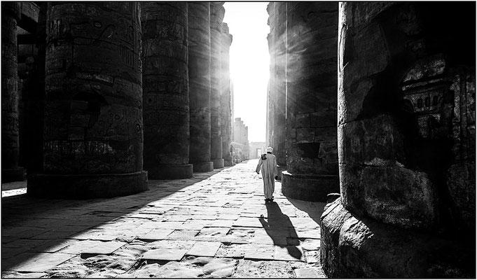 Complesso templare di Karnak - © Massimo Vespignani