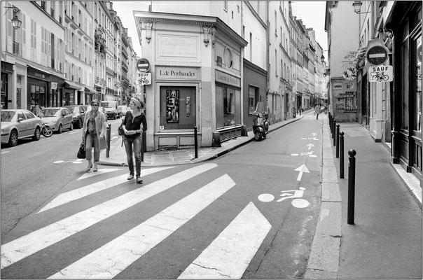 Rue de l'Echaudé - © Massimo Vespignani